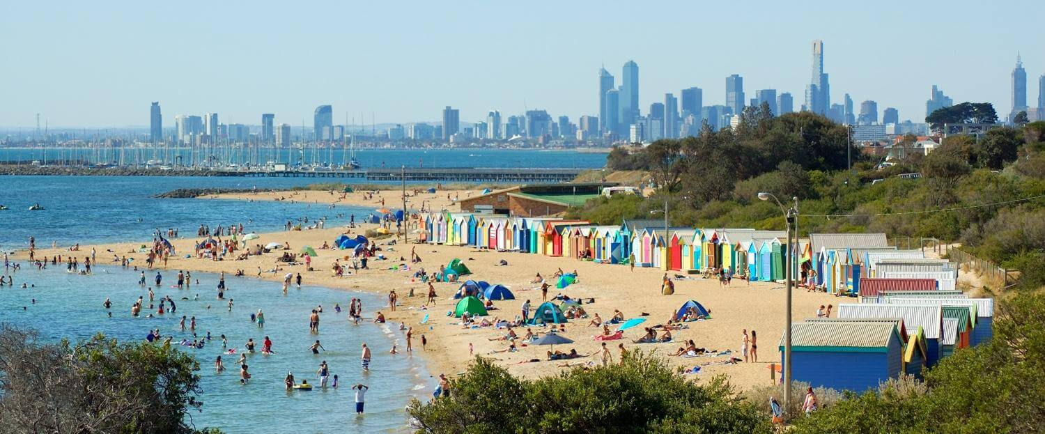 New St Albans And Ginifer Stations Pictures furthermore Most Colorful Cities In The World additionally Shipping Container Bars Brisbane as well Image besides Frankston Australia. on frankston beach