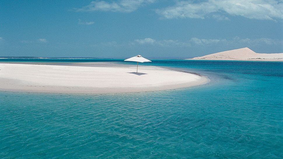 most beautiful places in Mozambique