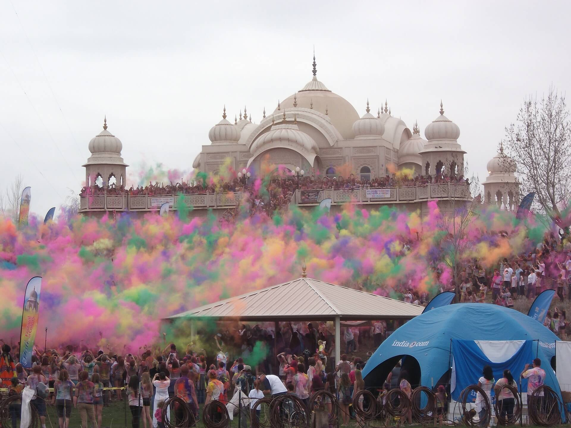 best festivals around the world
