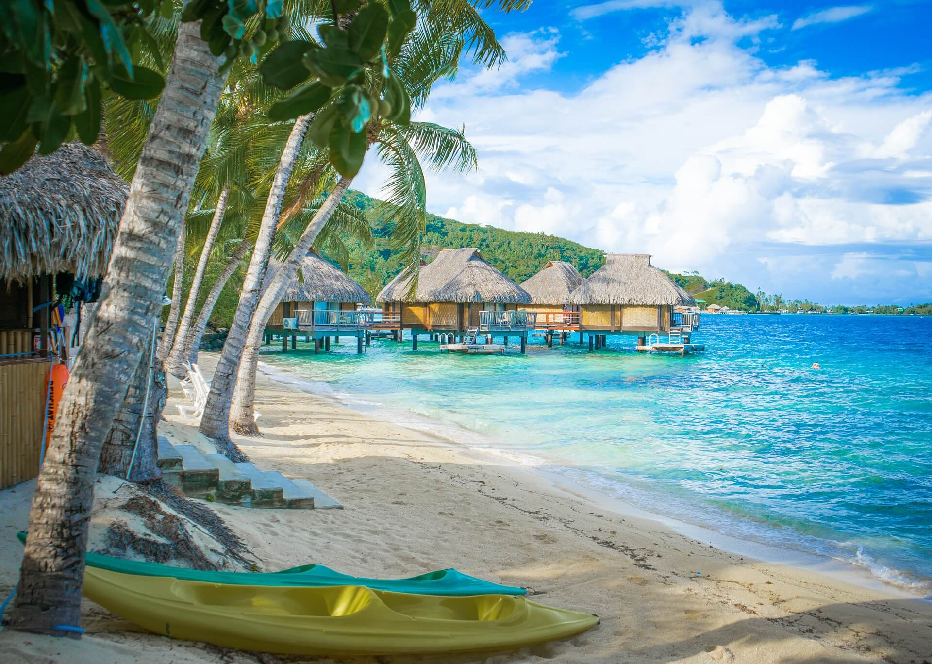 le meilleur de la Polynésie française
